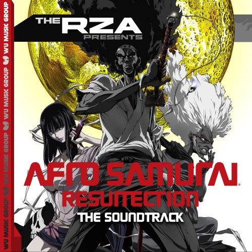 The RZA Presents Afro Samurai Resurrection
