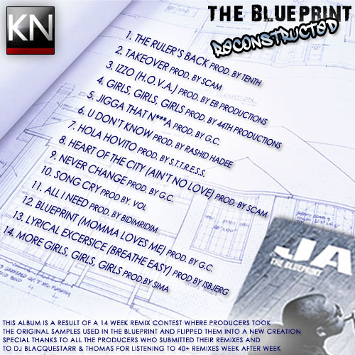 The blueprint reconstructed mixtape nappyafro blueprintconstructed back jay zthe malvernweather Images