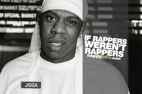 If Rappers Weren't Rappers