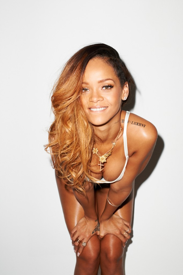 Rihanna Photoshoot With Terry Richardson (Page)